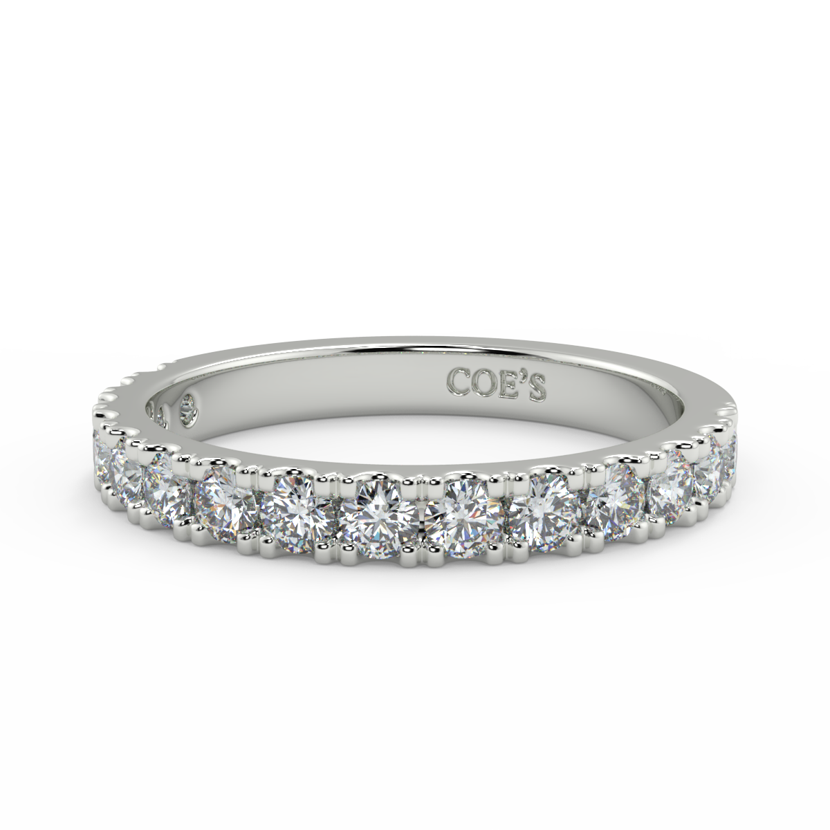 Alberta - Ladies Wedding / Eternity Diamond Ring
