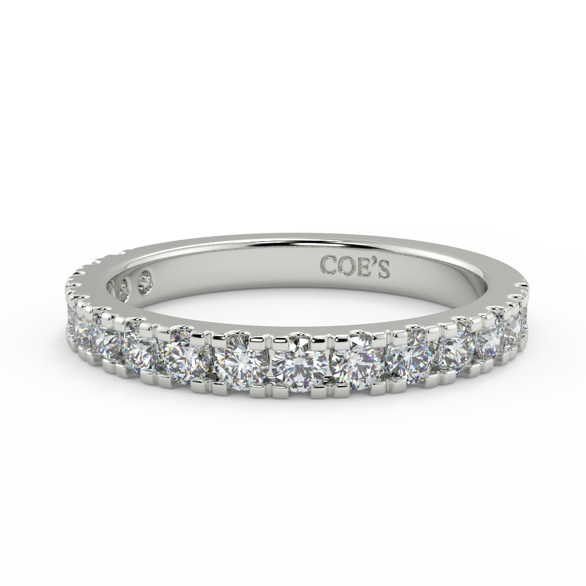 Elsa - Ladies Wedding / Eternity Diamond Ring