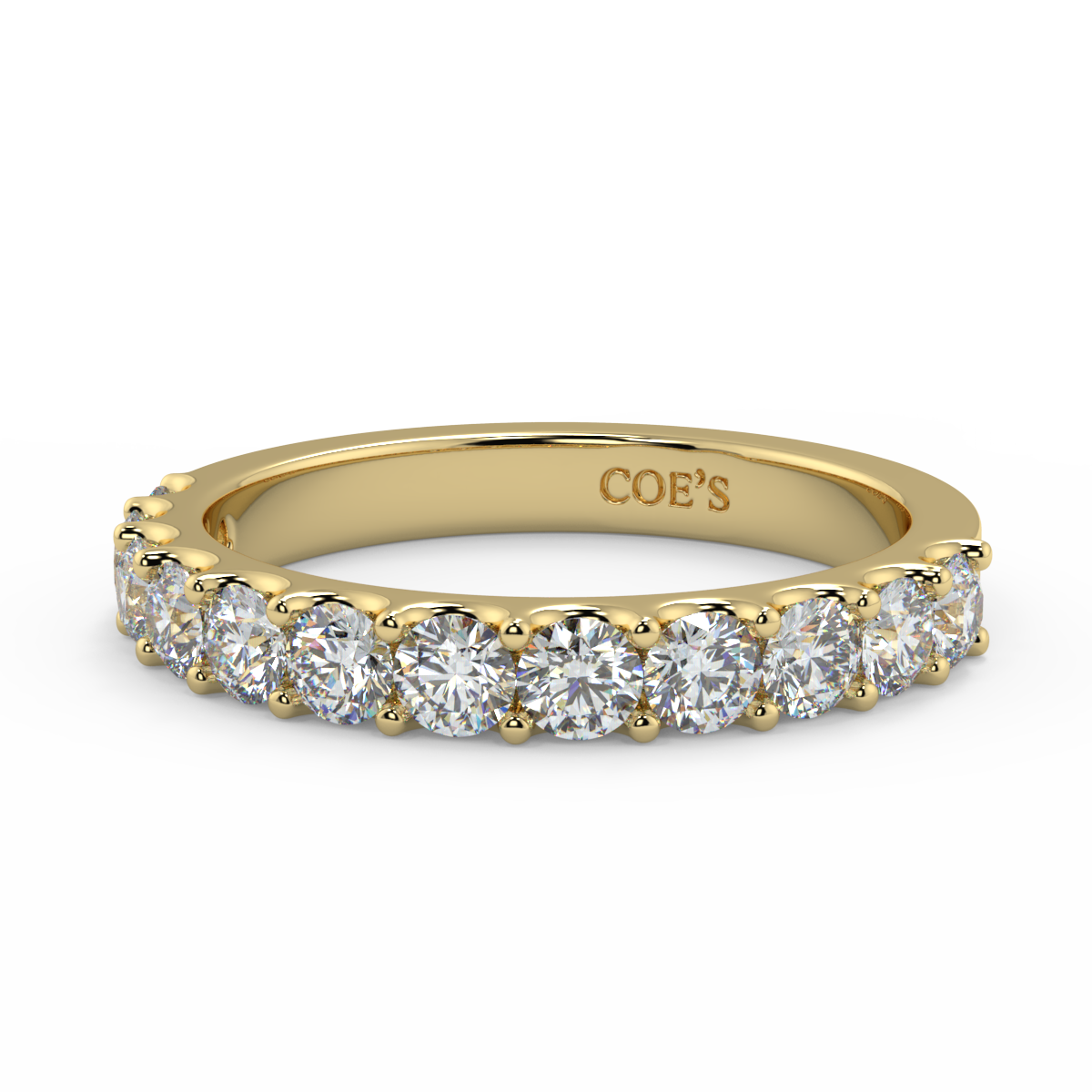 Etta - Ladies Wedding / Eternity Diamond Ring
