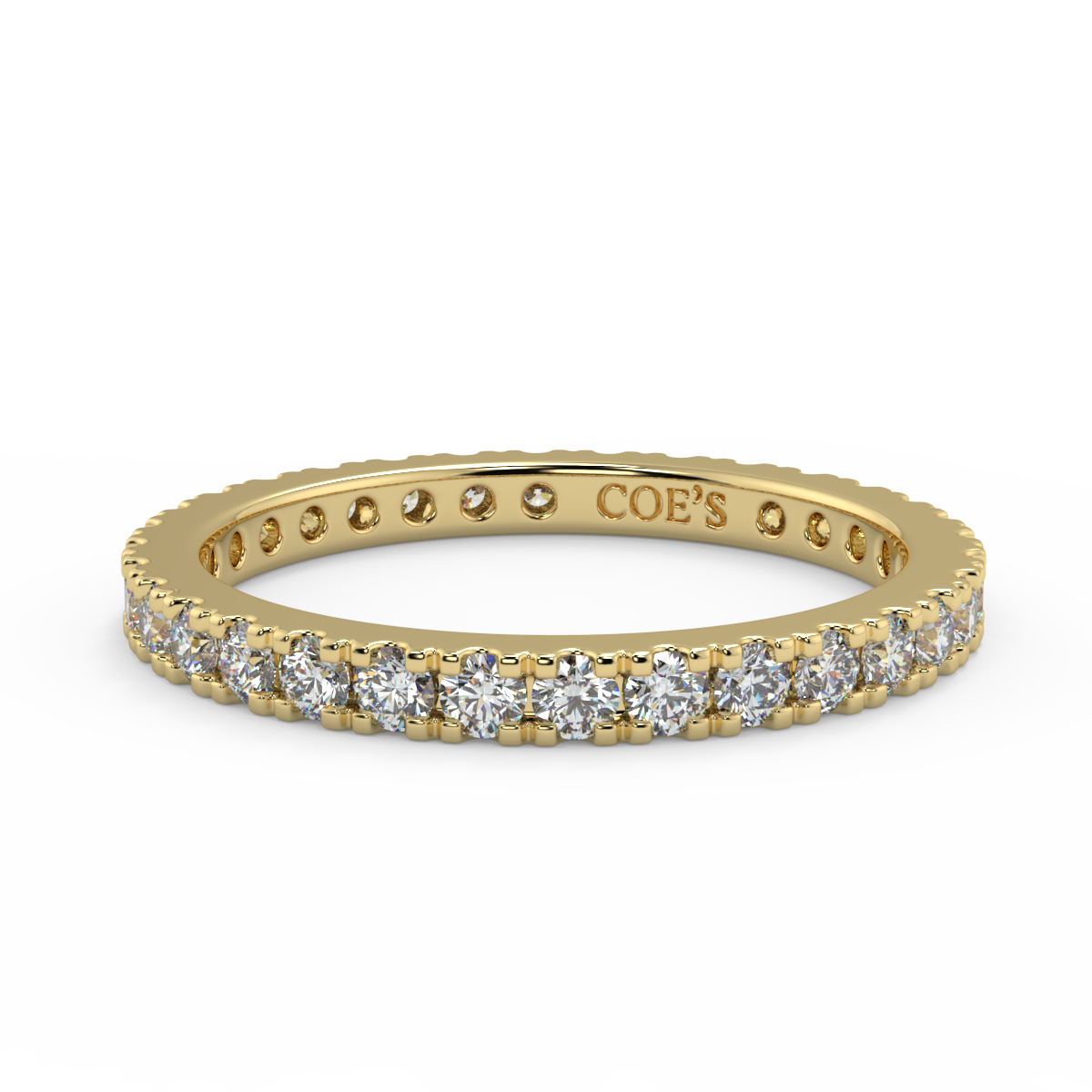 Frances- Ladies Wedding / Eternity Diamond Ring