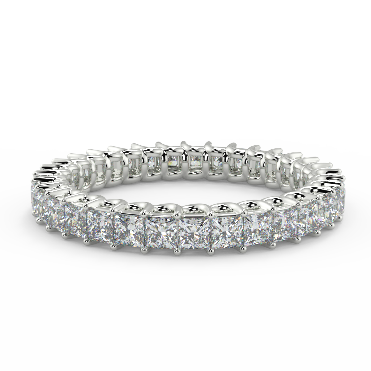 Geraldine - Ladies Wedding / Eternity Diamond Ring
